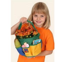 Dětská zahradní taška , 19x17cm
