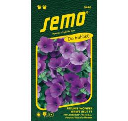 Petunia x hybrida / Petunie ´WONDER WAWE BLUE F1 ´, bal. 8 pelet