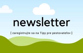 Newsletter Rostlinky.cz