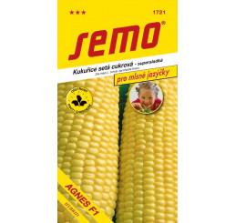 Kukuřice setá ´AGNES F1´/ALOJZIA F1 náhr. odr., bal. 3 g