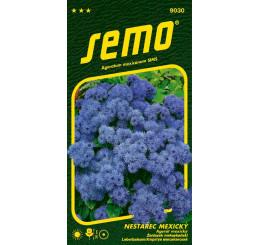 Ageratum mexicanum / Nestařec mexický ´TETRA BLUE MINK´, bal. 0,2 g