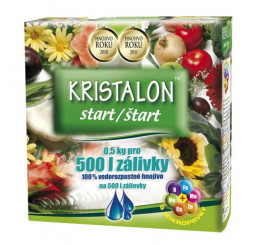 Hnojivo Kristalon Start, 0,5 kg