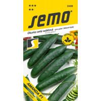 Okurka salátová AMANDA F1, pro pole i fóliov., dlouhá, bal. 1,3 g