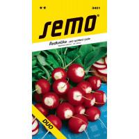 Ředkvička kulatá červenobílá pro rychlení i pole ´DUO´, bal. 5 g