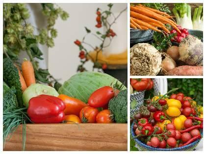 Zelenina na podzim